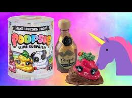 Unicorn Poopsie Slime Surprise Blind Bag
