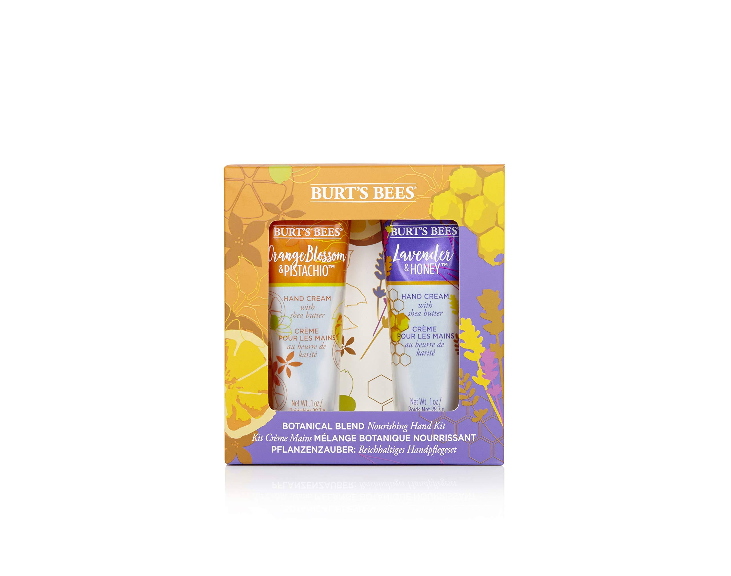 Burt's Bees Botanical Blend Nourishing Hand Kit