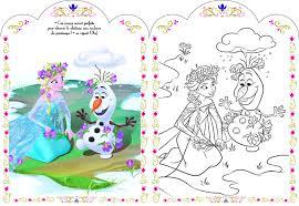 Coloriage Princesse Imprimer Disney Reine Des Neiges Pages Couleur