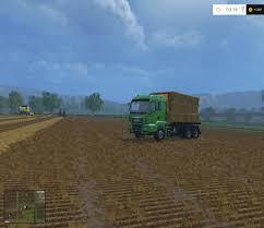 HANDYMAN TANDEM Truck V2 - Farming Simulator 2019 / 2017 / 2015 Mod