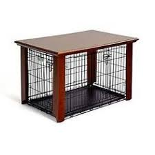 how to make end table dog crate the best image search imagemag