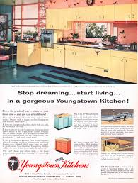 Vintage Youngstown Kitchen Sink Cabinet by Youngstown Kitchens Advertisement Gallery