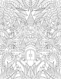This Incredible Adult Coloring Book By Best Selling Artist Jade Summer Is The Perfect Way