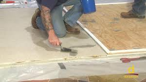 Covering Asbestos Floor Tiles With Hardwood by Encapsulating Asbestos Floor Tiles Walket Site Walket Site