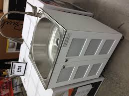 stainless steel utility sink cabinet stainless steel laundry sink