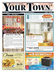 100 Budget Truck Coupon Your Town Monthly DixonWinters July 2019 By Your Town