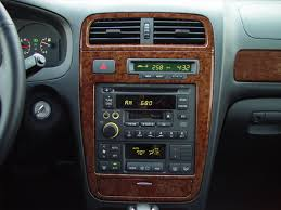 2005 Hyundai XG350 Instrument Panel Interior