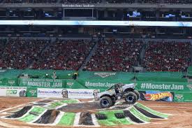 100 Monster Trucks Atlanta Jam Mercedes Benz Stadium