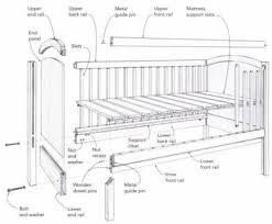 crib furniture plans baby crib design inspiration