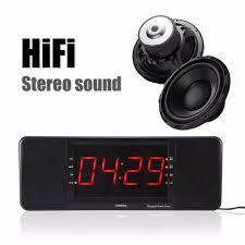 100 Best Truck Speakers LEADSTAR Remote Control Bluetooth Speaker FM Radio Handfree Deep