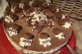 milka herz torte