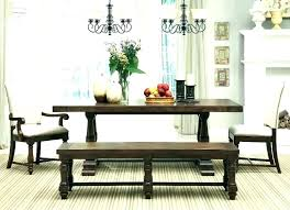 Dining Room Table With Bench Seat Furniture Fresh Kitchen Covers