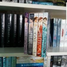 30 PRICE SLASH The Selection Series Box Set Books Stationery