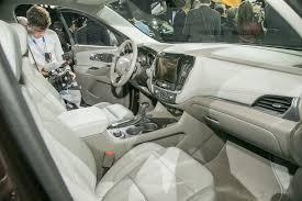 2018 Chevrolet Traverse 1lt Interior s 2040x1360 2018 New