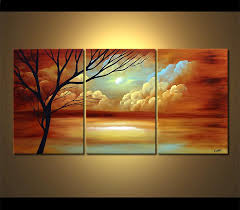 Lovely Multiple Canvas Painting Ideas Gallery To Bee A Good Artist Or Painter T
