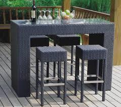 Outdoor Bar Victorian Furniture