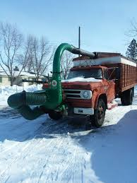 100 1973 Dodge Truck Grain Truck Setup 4 Spring And Fall Cleanup Medina ND