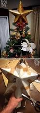Diy Nightmare Before Christmas Tree Topper by Awesome Diy Christmas Tree Topper Ideas U0026 Tutorials Tree Toppers
