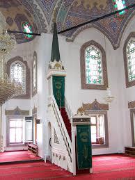 What Is A Muslim Prayer Curtain by Minbar Wikipedia