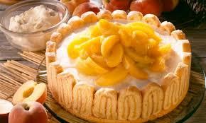 pfirsich mascarpone torte