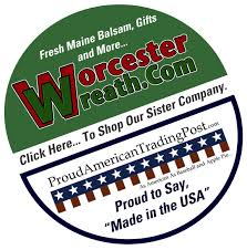 Christmas Tree Shop Bangor Maine by Welcome To Worcester Wreath Co Wreath Christmas Wreaths