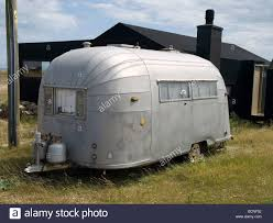100 Classic Airstream Trailers For Sale Vintage American Trailer Caravan Parked At