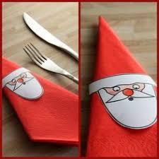 serviette de noel en papier décorations serviettes en papier için