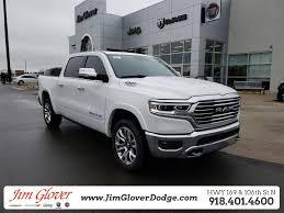100 Dodge Longhorn Truck New 2019 RAM AllNew 1500 Laramie Crew Cab In Owasso