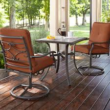 Target Patio Set Covers by Lovely 3 Piece Bistro Patio Set Target 76 With Additional Diy Wood