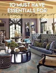 Gypsy Home Decor Book by Bohemian Glamour 10 Must Have Decorating Essentials U2014 The Decorista