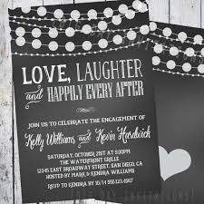 Chic Engagement Party Invitations Cheap Theruntime