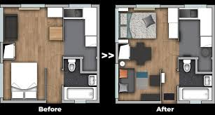 100 Apartment Interior Designs 5 Studio Apartment Design Tips On A Budget How I Furnished Mine