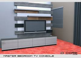 Bedroom Tv Console by Idspire Concepts