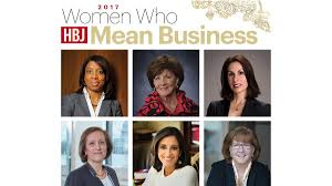 Dresser Rand Jobs Houston Tx by Houston Business Journal U0027s 2017 Women Who Mean Business Honorees