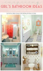 Teenage Bathroom Decorating Ideas by Remodeled Bathroom Designed For A Teenage Features Penny At