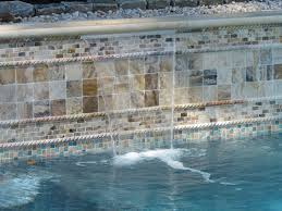 Waterline Pool Tile Designs by Mosaic Project Jpg