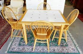innovative kitchen table with tile top and from tile top to