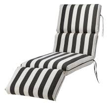 Outdoor Furniture Cushions Sunbrella Fabric by Uv Resistant Sunbrella Fabric Stripe Chaise Lounge Cushions