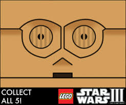 Scott Pilgrim LEGO Star Wars