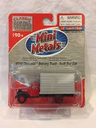 100 Swift Trucking Pay Scale Classic Metal Works 187 HO 1941 1946 Chevy Delivery Truck