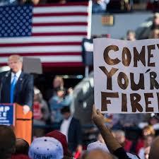 Fintan OToole Trumps Firing Of FBI Boss Reveals The Method In His