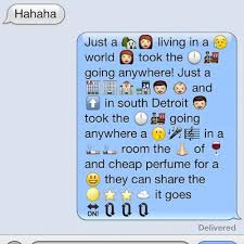 19 Very Clever Emoji Created Song Lyrics