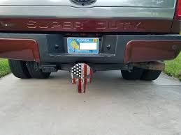American Flag, Punisher Trailer Hitch Cover, Hitch Plug, Hitch Cover ... Dropsidestailgate2jpg Trailer Hitch Weight Classes Custom Trucks The Truth About Towing How Heavy Is Too For Dump Truck Tow Dodge Journey Best Camper With Luxury Type Fakrubcom 191 Best Tow Hitch Attachments Images On Pinterest Tools Tractors Titan Triple Ball For 2 Class Iiv Receiver W Nomads Our Volvo Toter Reese Flipup Step Flipped Up Towing Hitch4jpg Hammock Chair Gearnova