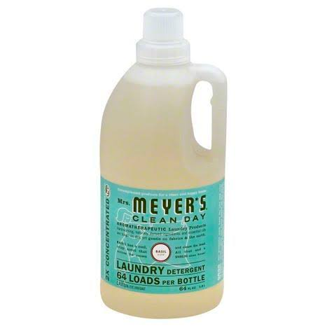 Mrs. Meyer's Laundry Detergent Concentrated - 64oz