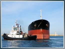 Tug Boat Sinks by Crewmembers Rescued After Tugboat Sinks In Boston Harbor
