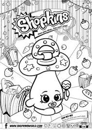 Shopkins Coloring Pages Season 2 Dum Mee