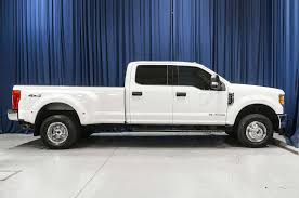 Used 2017 Ford F-350 XLT Dually 4x4 Diesel Truck For Sale - 45653