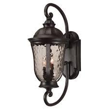 best large outdoor lights craftmade z6020 92 frances 3 light large