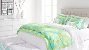 Lily Pulitzer Bedding by Amazing Lilly Pulitzer Sister Florals Duvet Cover Collection
