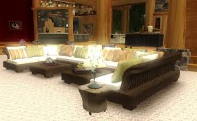 Pine Living Room Furniture Sets Wonderful Wooden Engaging Rustic Pictures For Cabin Decor Category